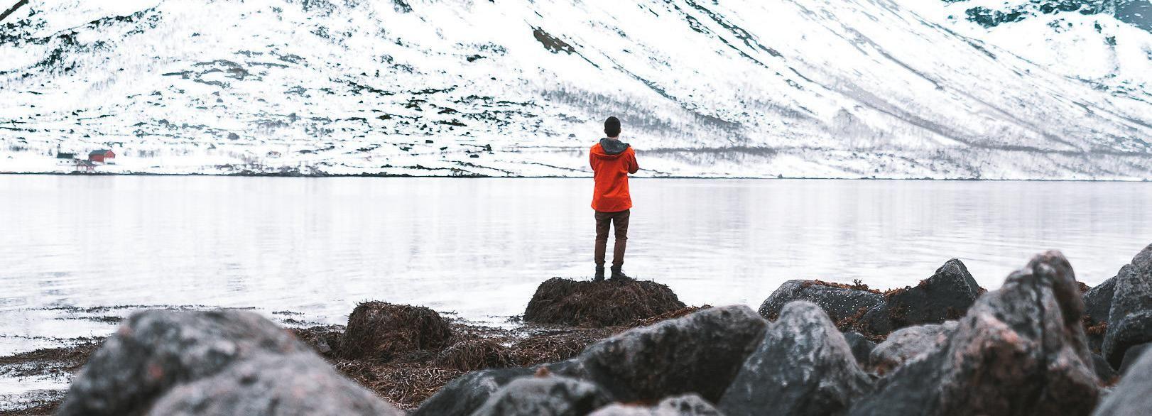 Tromsø: fjorden kijken met minibus