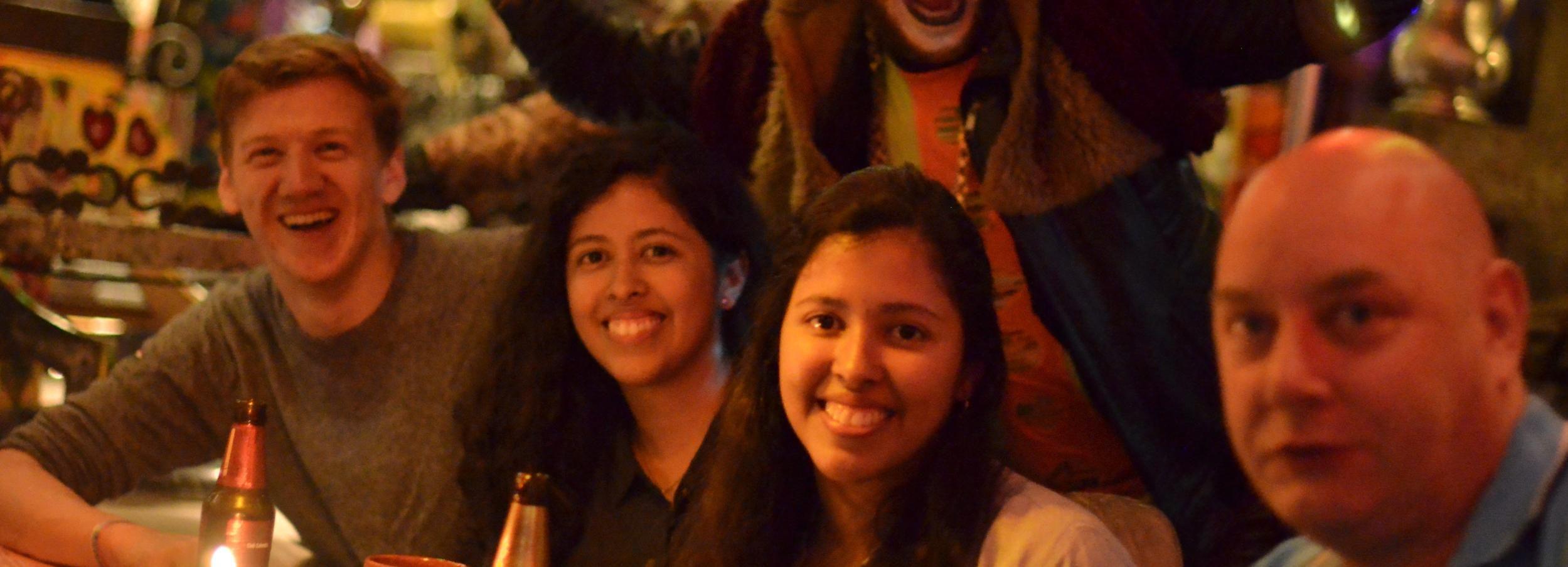Bogotá: Craft Beer Tour mit Verkostung