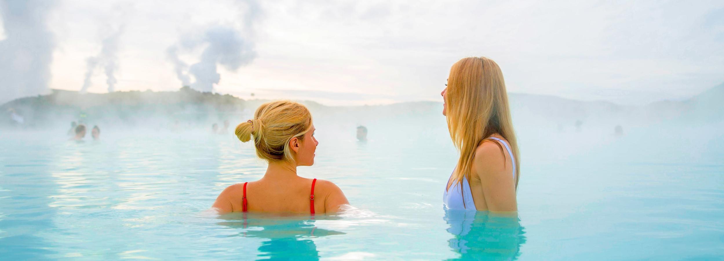 Desde Reikiavik: tour del Círculo Dorado y la laguna Azul