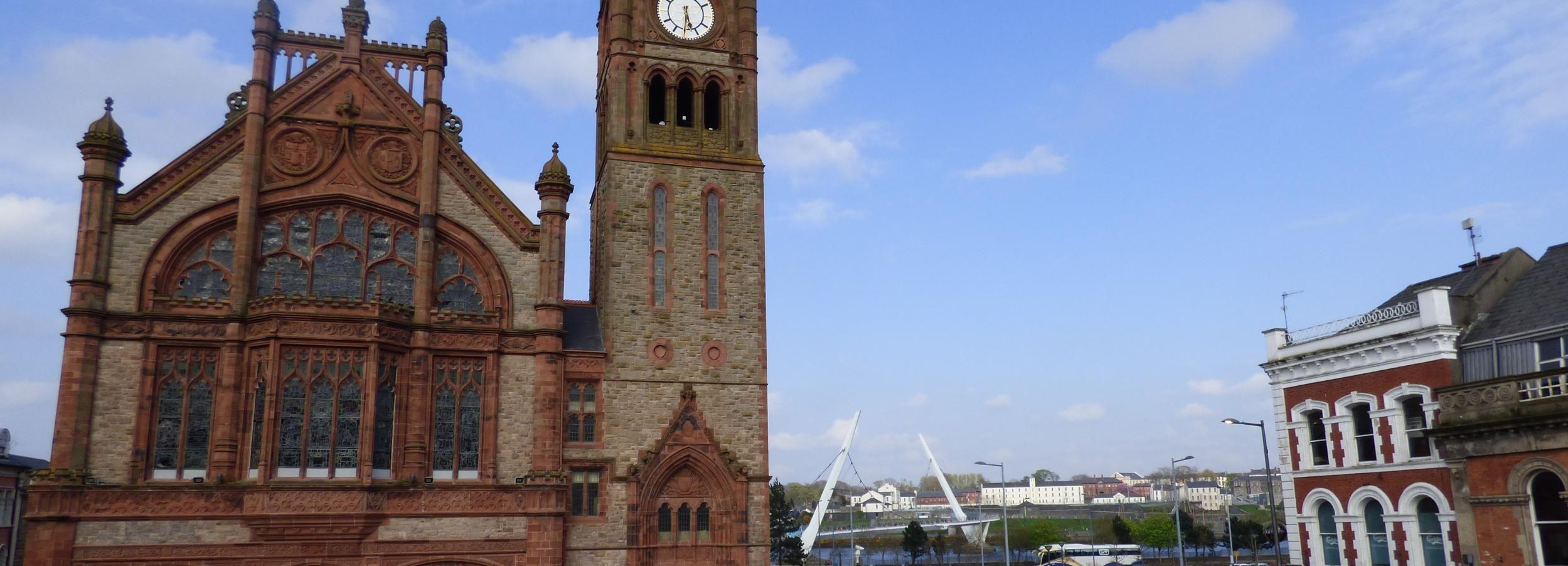 Derry: Visita privada a la ciudad amurallada