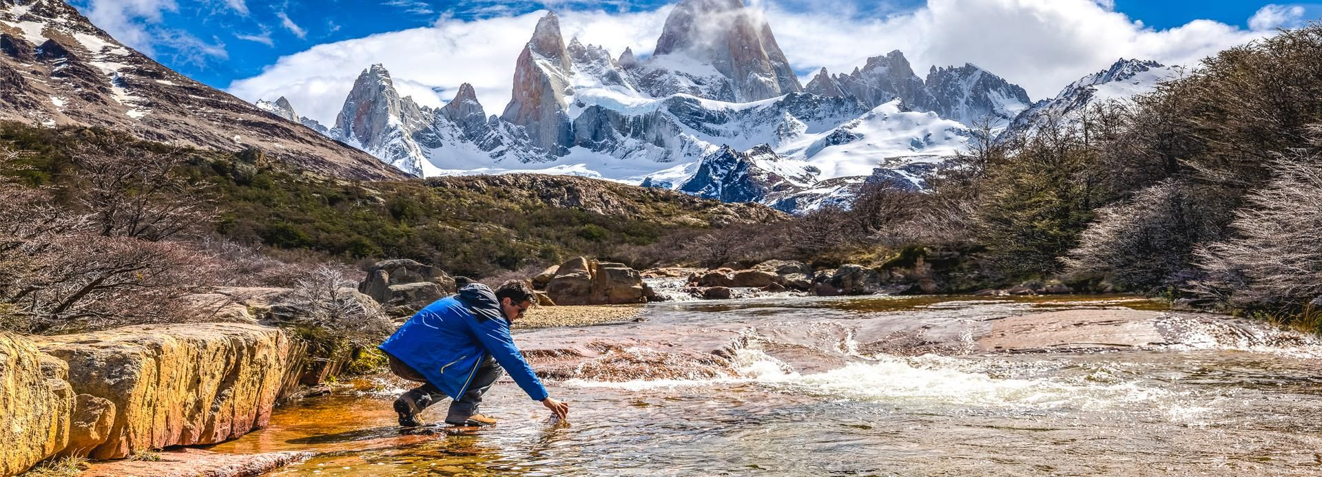 From El Calafate: Full-Day Tour to El Chaltén