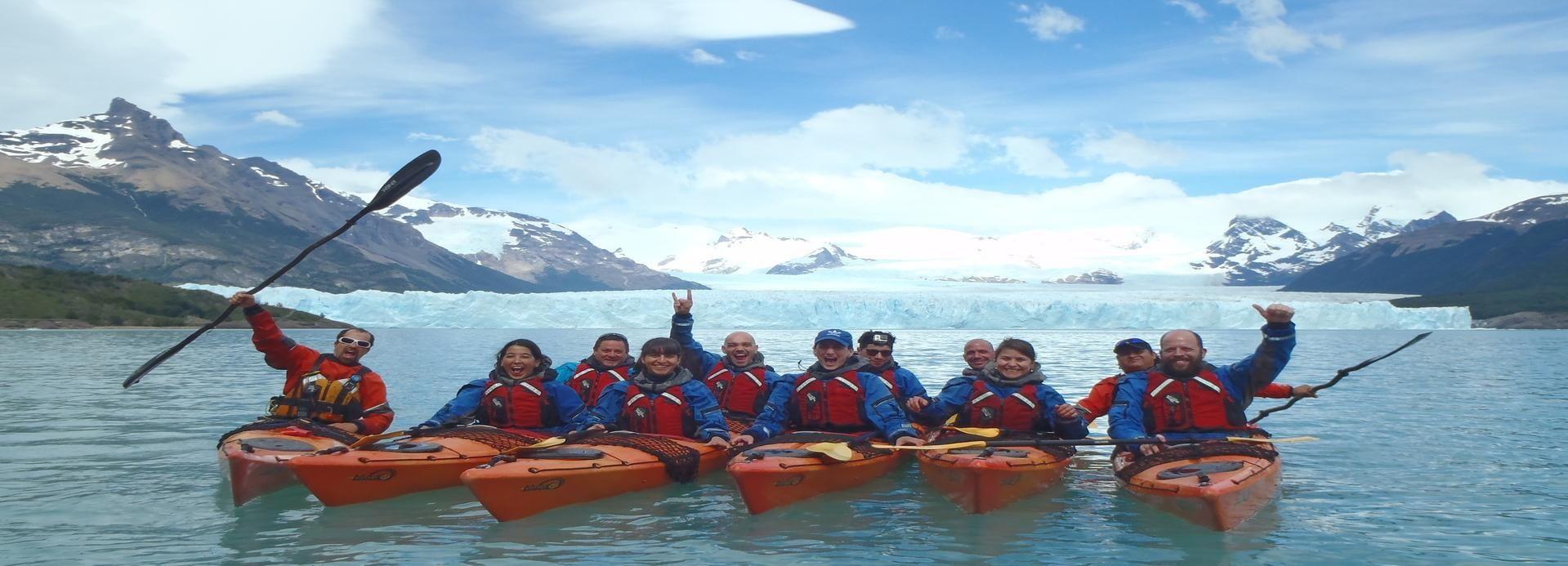 Ghiacciaio Perito Moreno: Kayak Experience