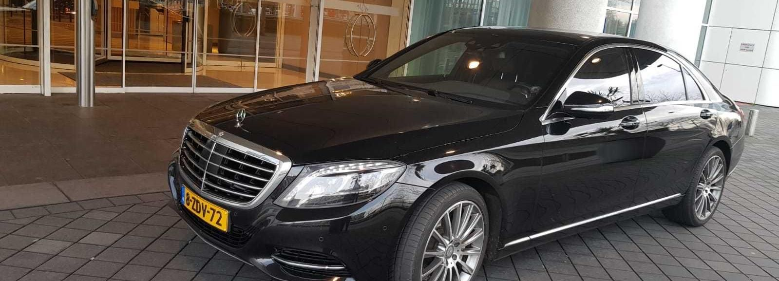 Private Transfer from Amsterdam to Rotterdam