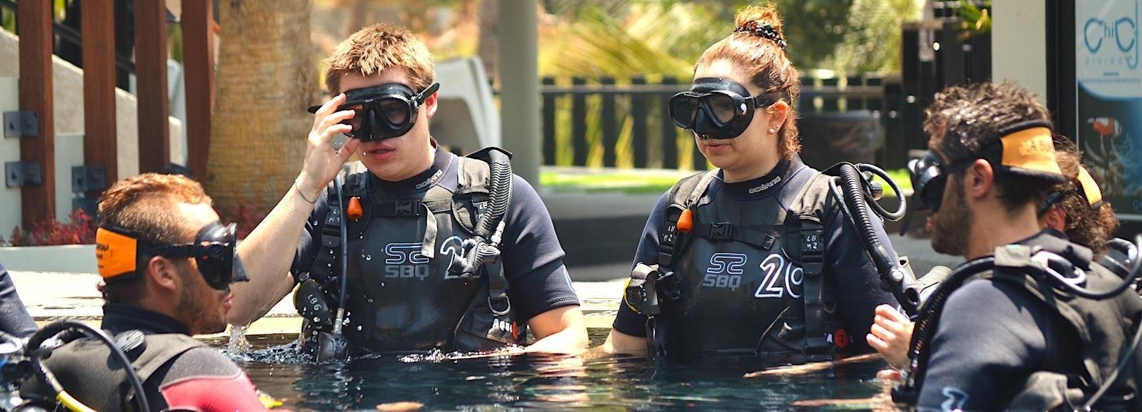 Ko Tao: Cours de 4 jours de plongée sous-marine en eau libre