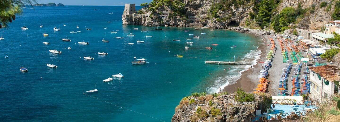 Depuis Sorrente: Positano, Ravello et côte amalfitaine