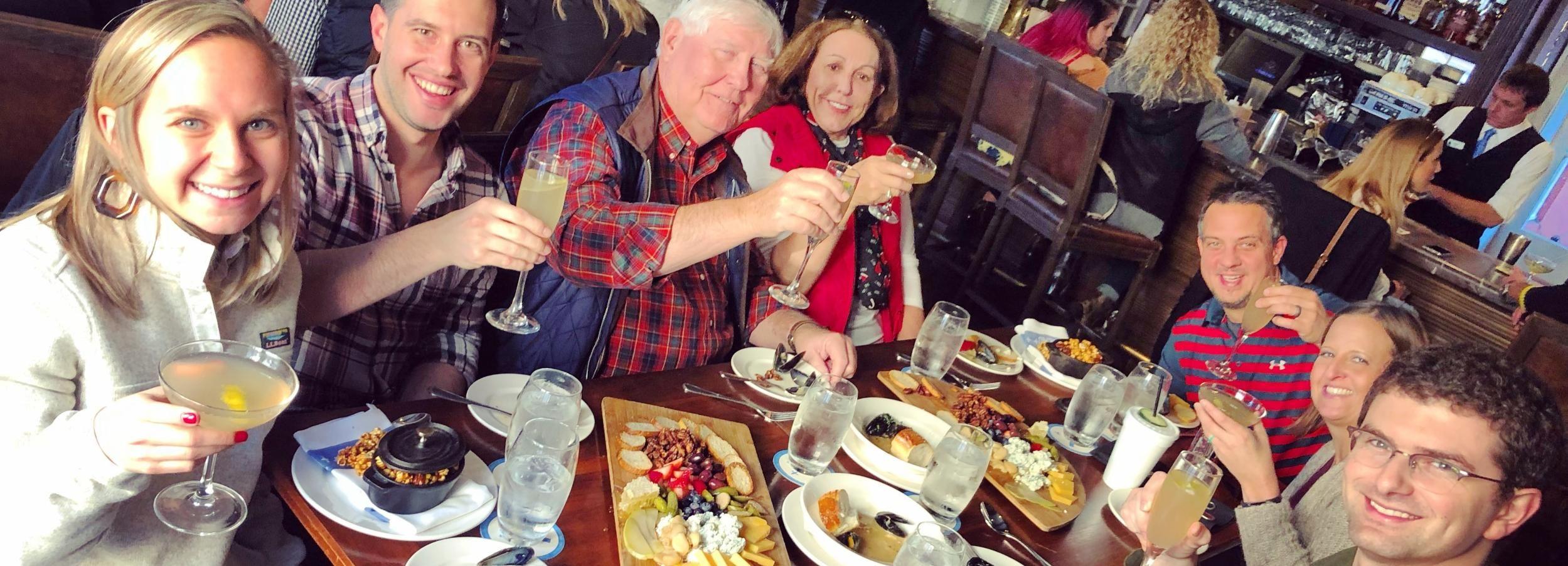 Nueva Orleans: Combo Cocktail e historia de la gastronomía