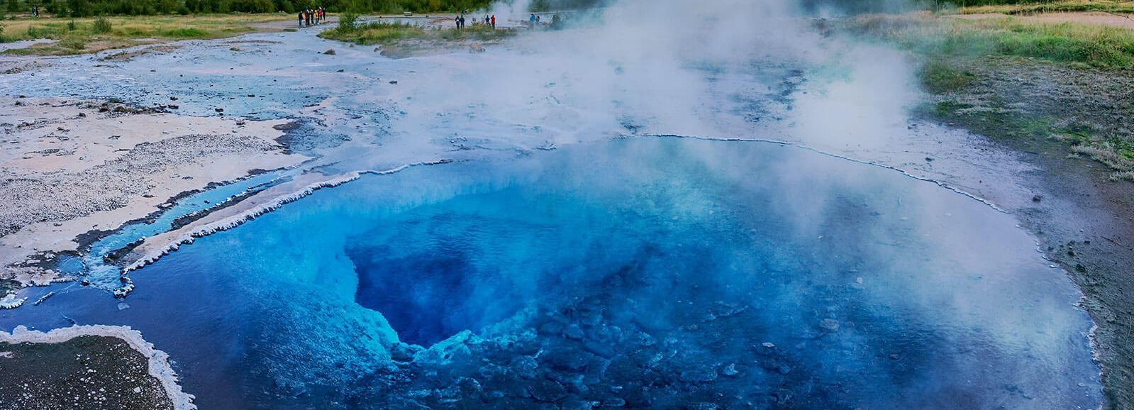Från Reykjavik: Heldagstur till Gyllene cirkeln