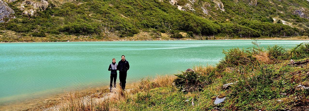 Caminhada de 1 Dia até a Lagoa Esmeralda com Almoço