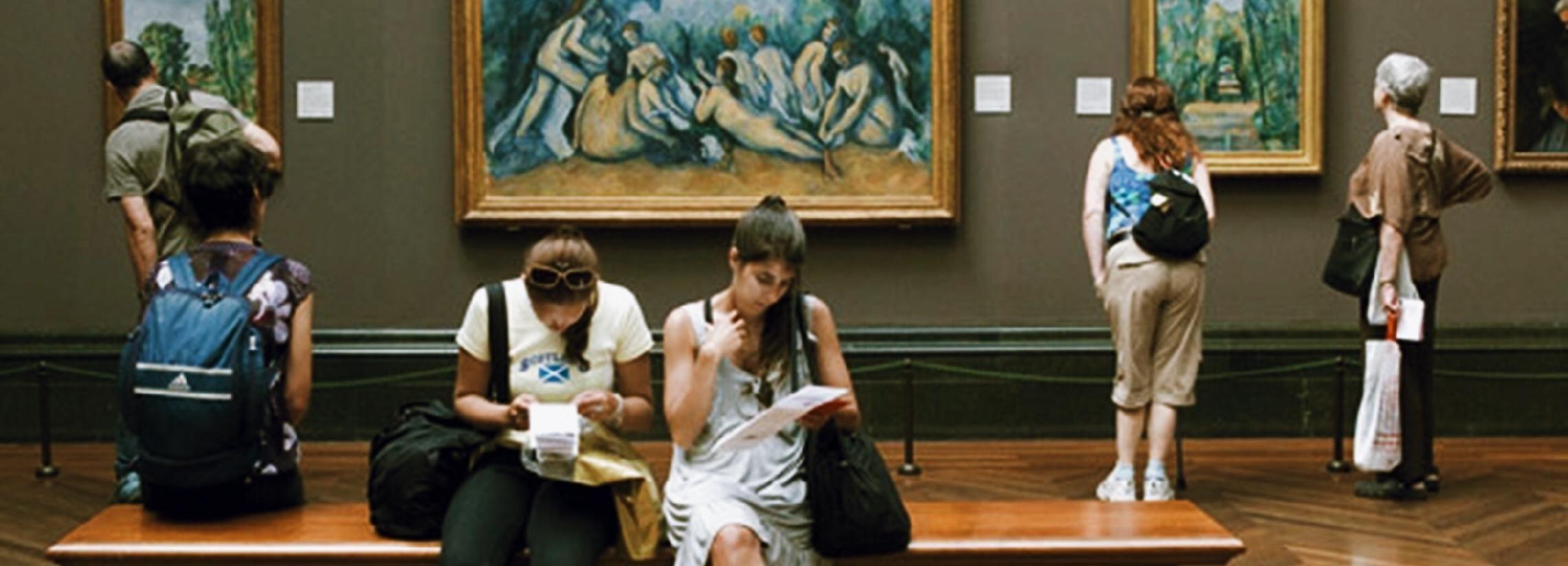 Londra: tour guidato della National Gallery