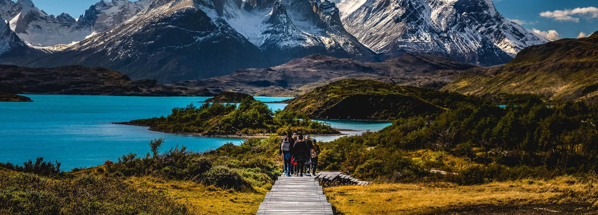 From El Calafate: Torres del Paine Full Day Tour
