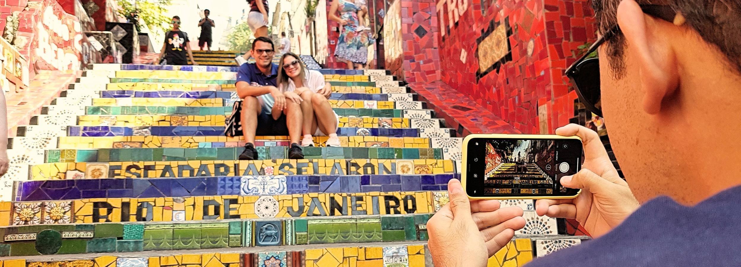 Río: tour de Corcovado, escalera de Selarón y Pan de Azúcar