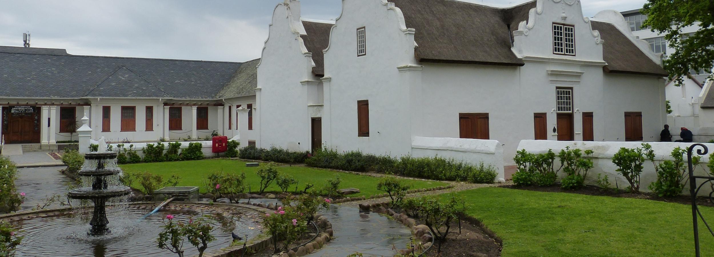 Stellenbosch: Guided Historical Walking Tour