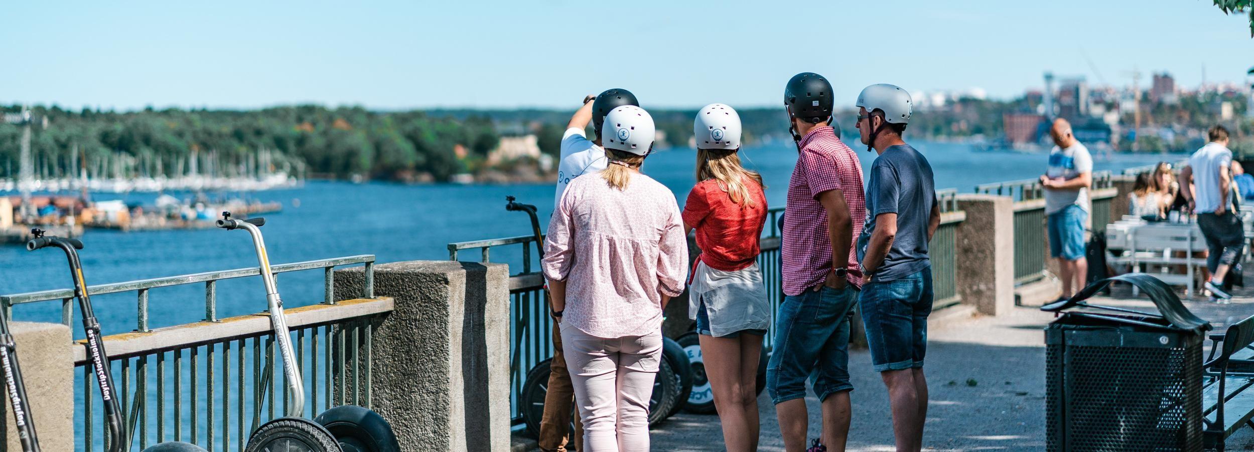 Stoccolma: tour in Segway di 2 ore e 30 minuti a Södermalm