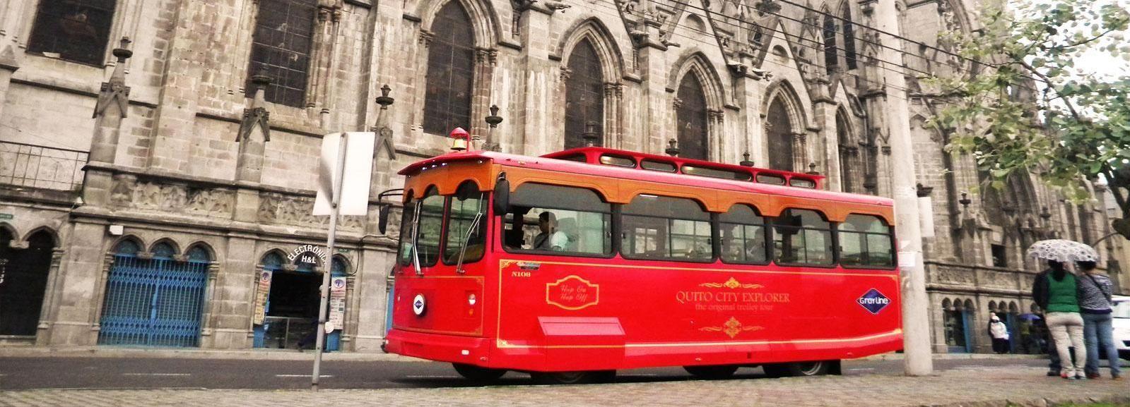 Quito: 1914 Original Trolley City Tour
