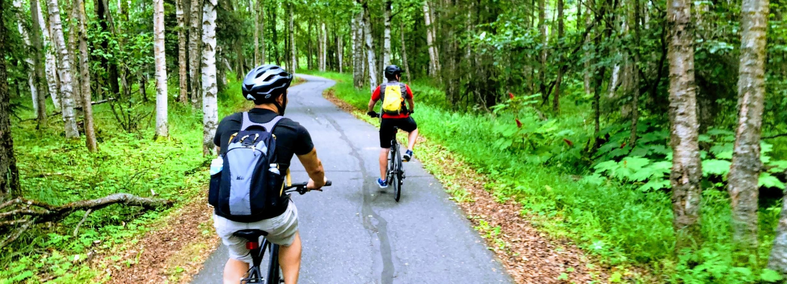 Anchorage: Coastal Trail 3-Hour City Bike Tour