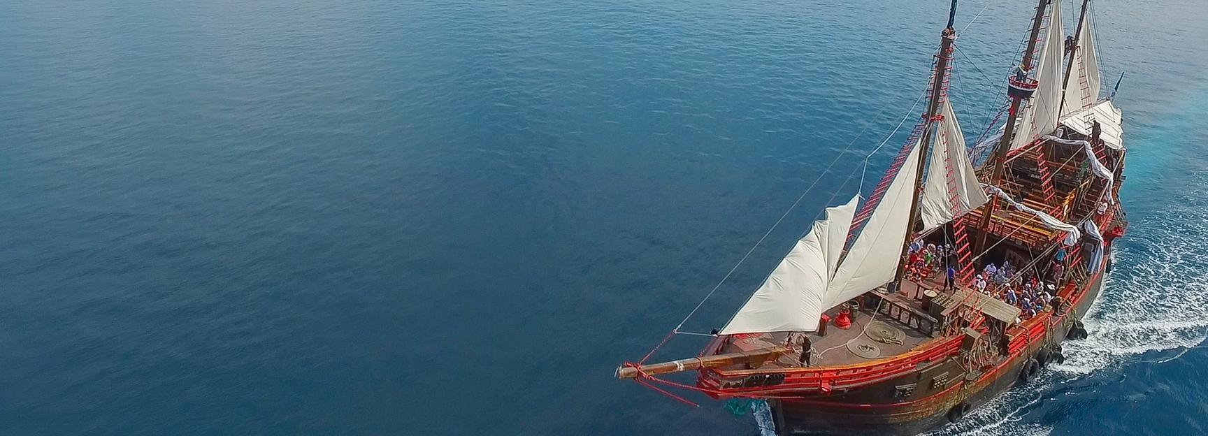 Puerto Vallarta: Buccaneer Snorkel Adventure Tour
