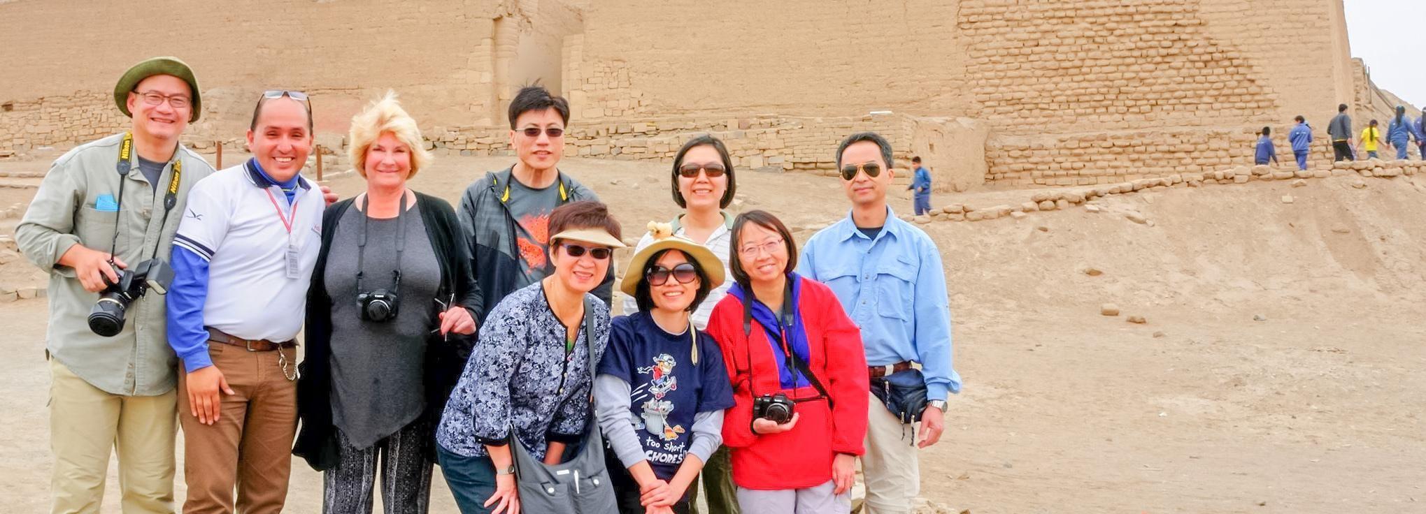 From Lima: Half-Day Pachacamac, Barranco and Chorrillos Tour