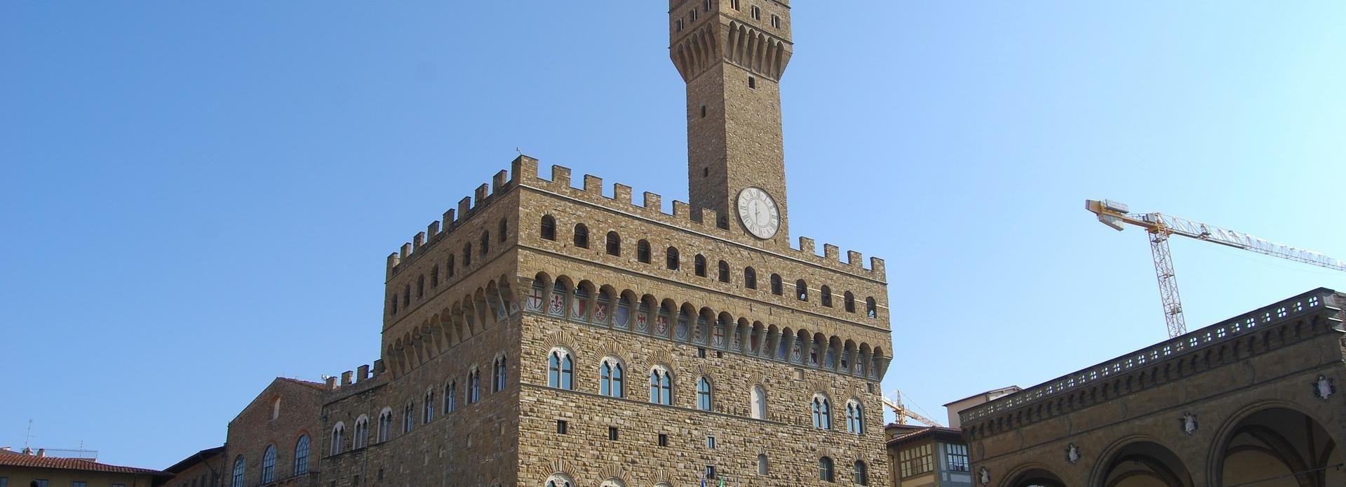 Firenze: tour guidato di Palazzo Vecchio