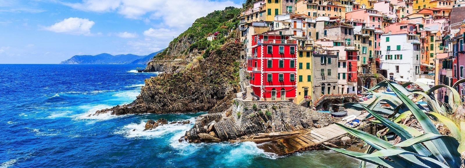 Ab Florenz: Cinque Terre - Hin- und Rücktransfer