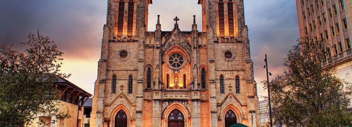 San Antonio: Full-Day Sightseeing Tour with Lunch
