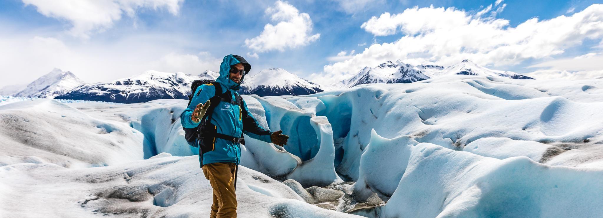 El Calafate: ghiacciaio Perito Moreno con mini-trekking