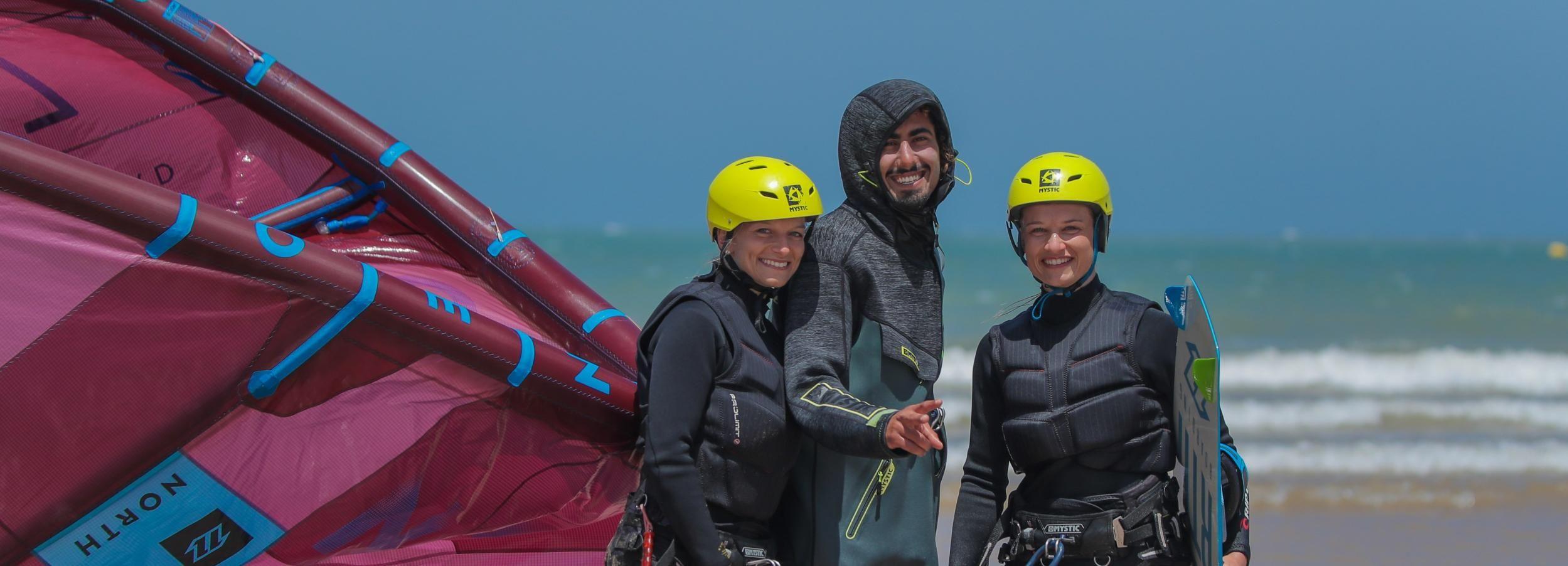 Essaouira: 2-Hour Kite-Surfing Lesson