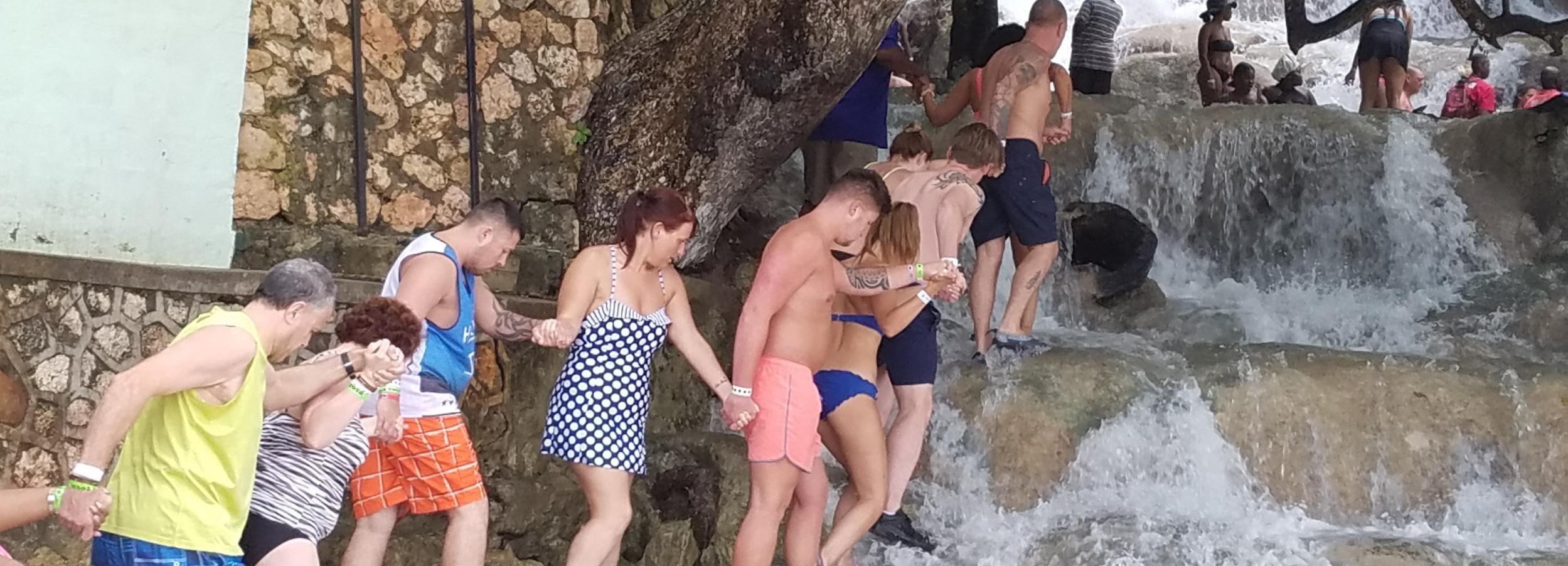 Dunn's River Falls: Tour from Montego Bay, Negril, Ocho Rios