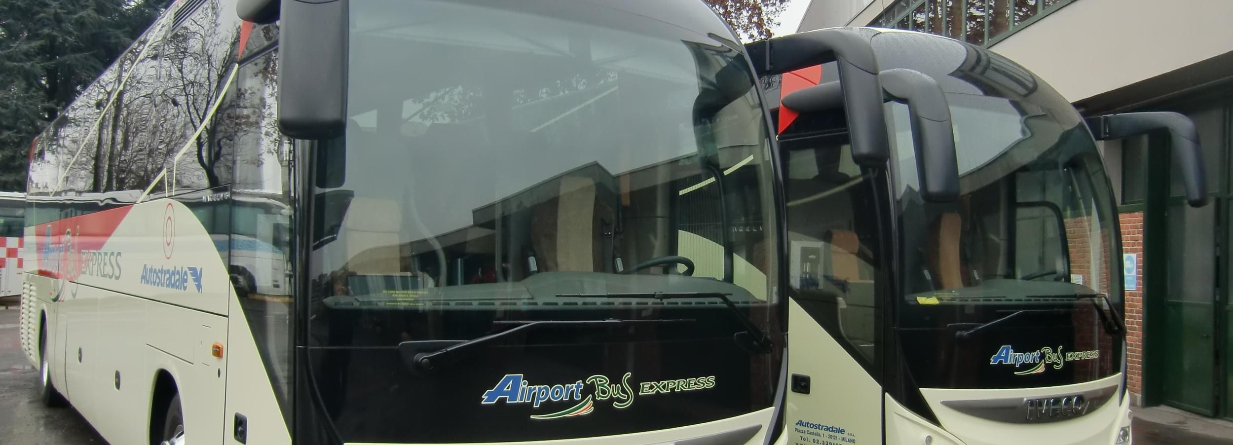 Bus Transfer from Malpensa Airport and Milan Central Station