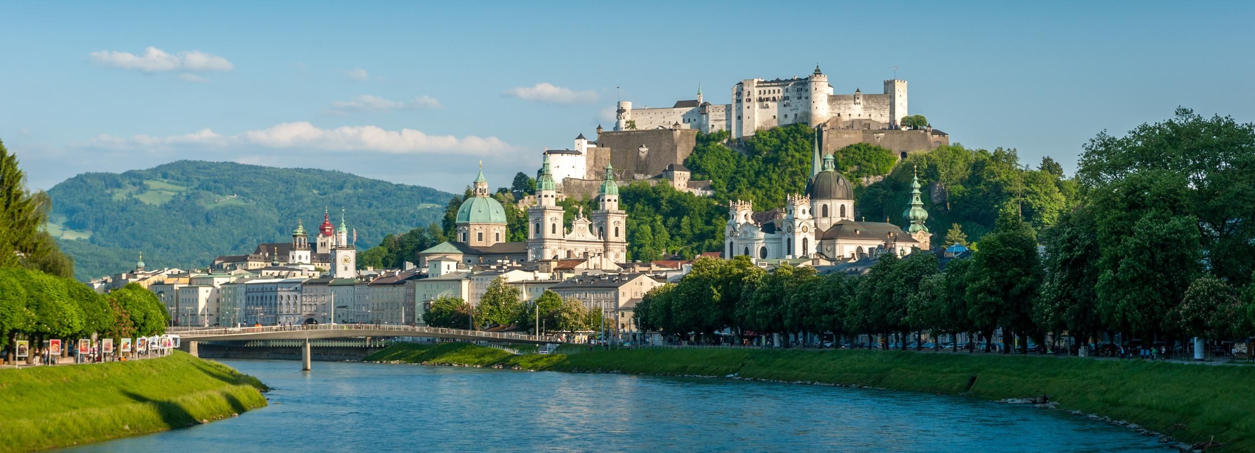 Depuis Vienne: visite d'une journée à Salzbourg