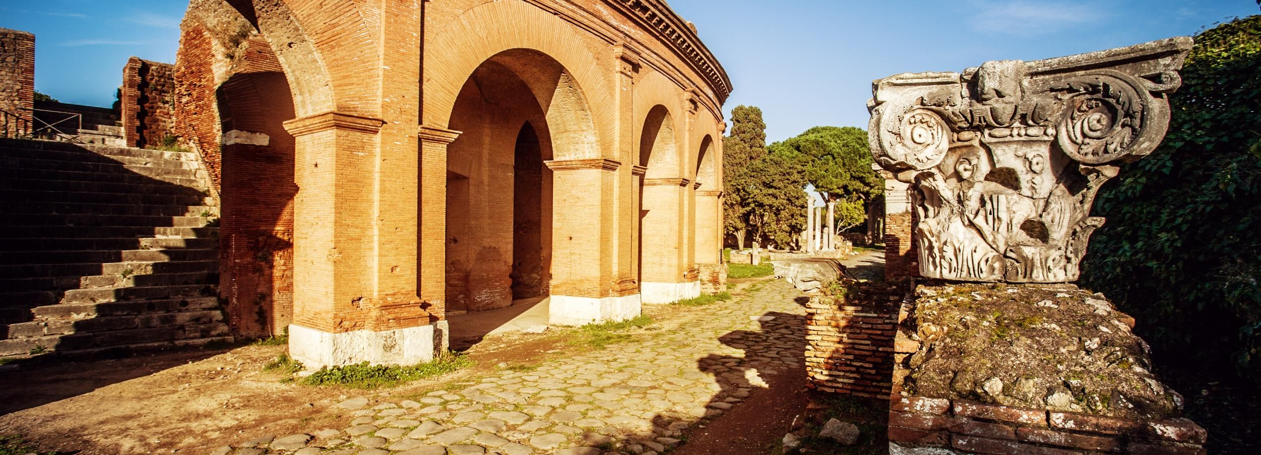 Ostia Antica Guided Tour with Local Archaeologist