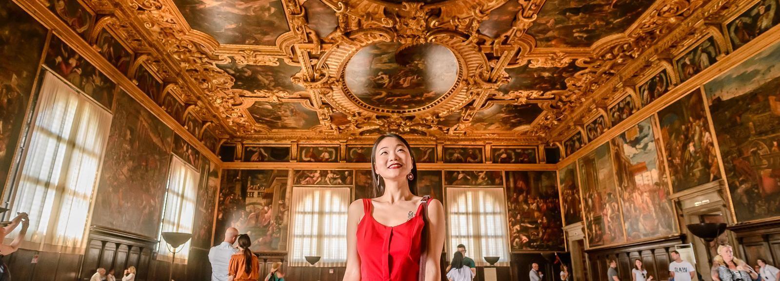 Venezia: Palazzo Ducale, Basilica di San Marco e terrazza