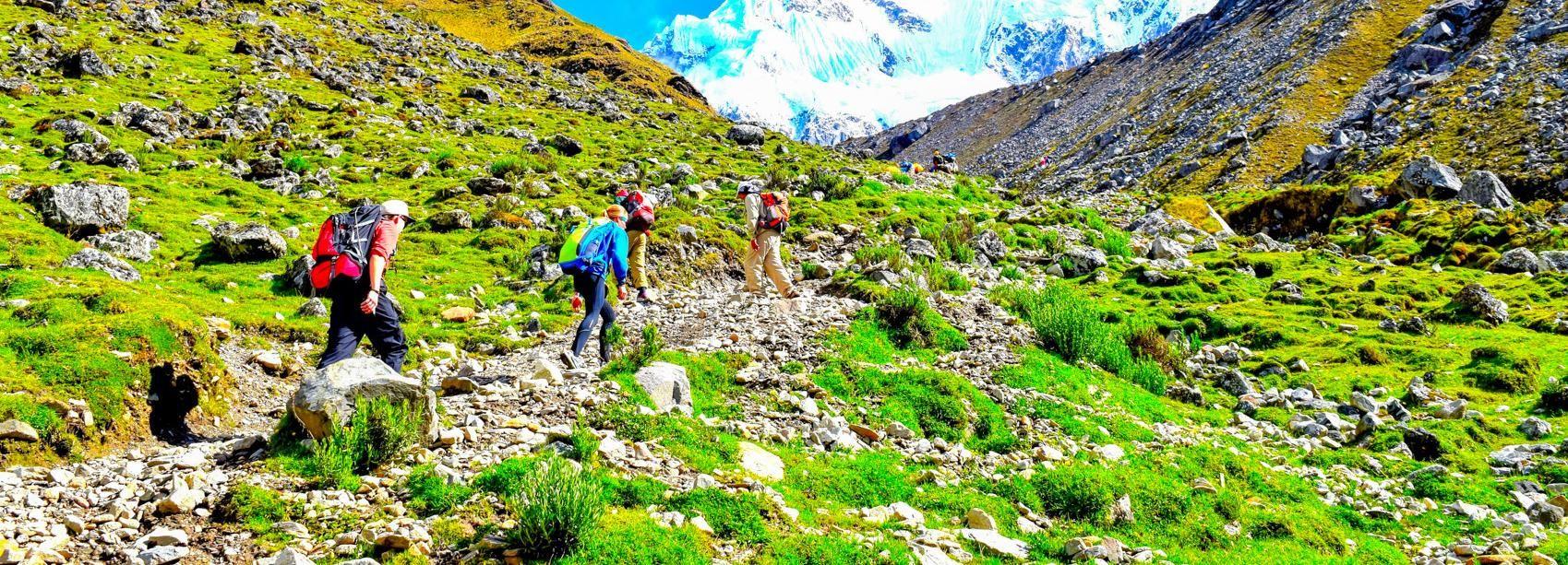 Cuzco: senderismo de 5 días a Machu Picchu por Salcantay
