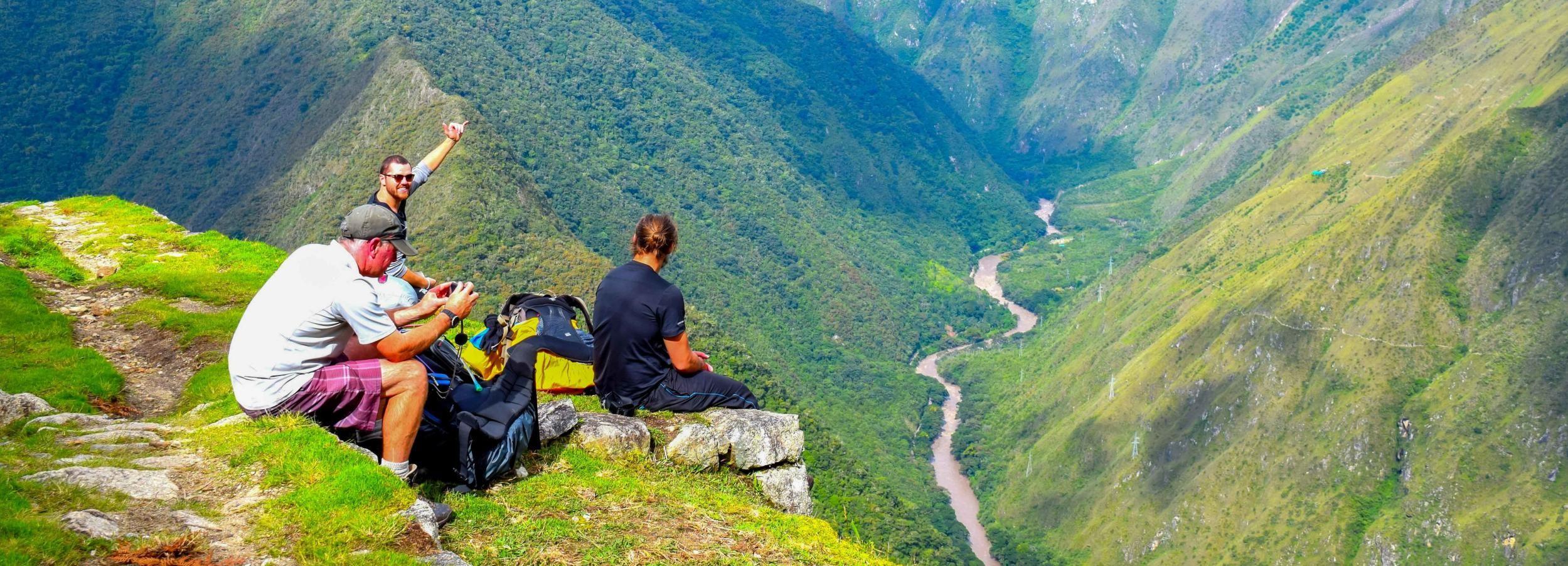 Cuzco: 4 días de ruta por el camino inca hasta Machu Picchu