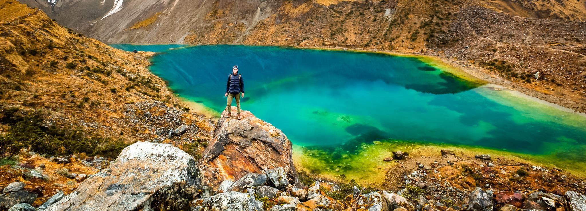 Cuzco: tour privado de un día al lago Humantay con comidas
