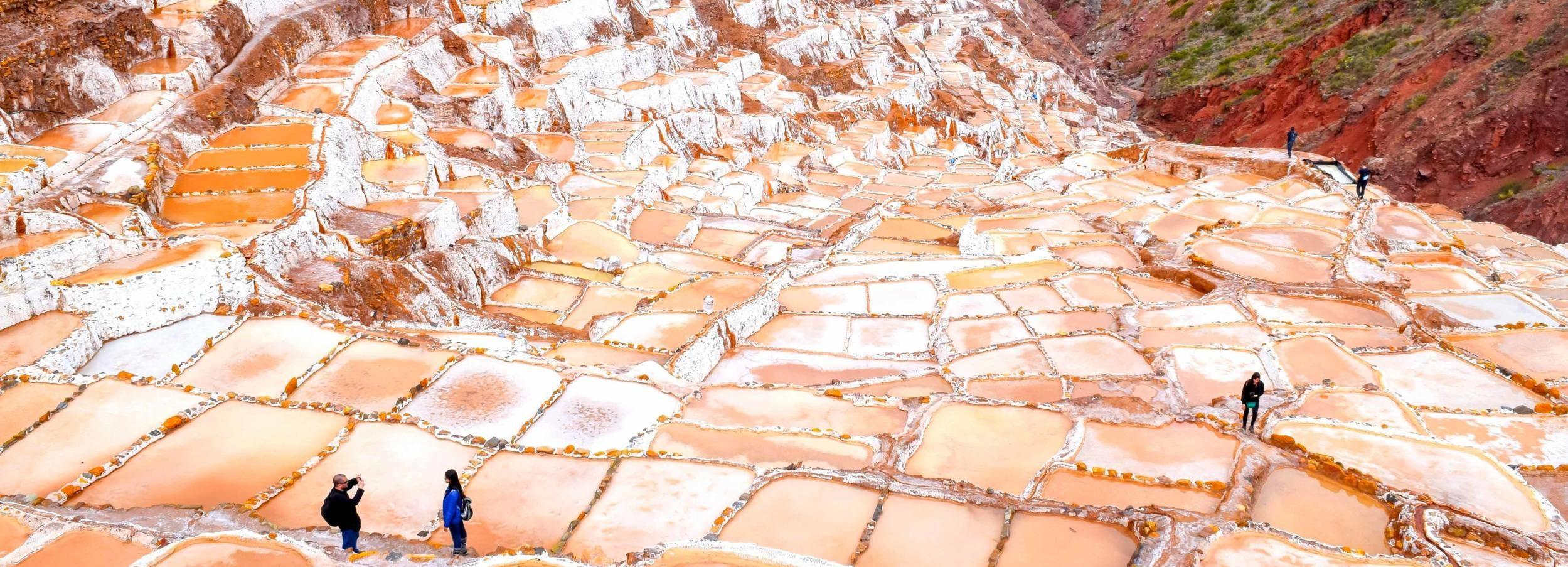 Desde Cuzco: día privado en Maras, Moray y Chincero