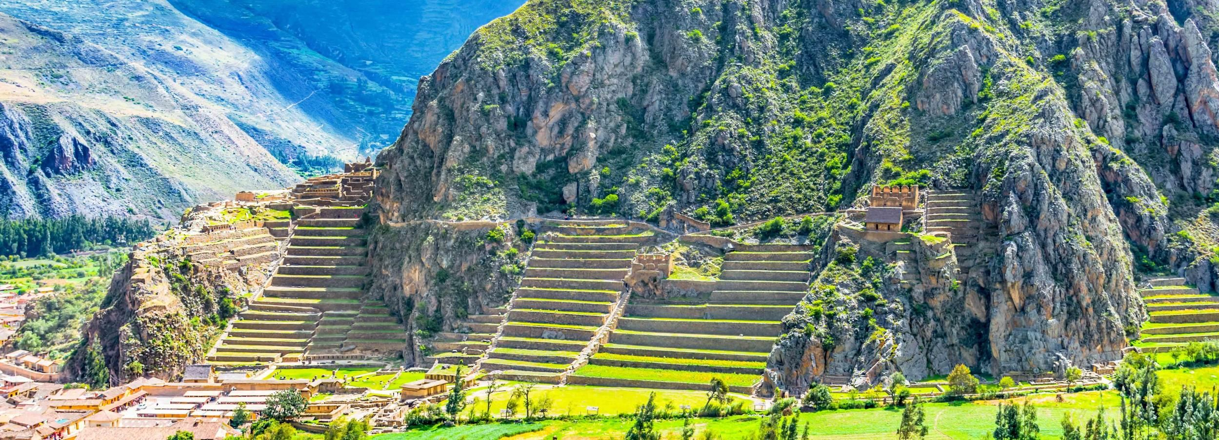 Machu Picchu: 4-Day Multi-Activity Inca Trail