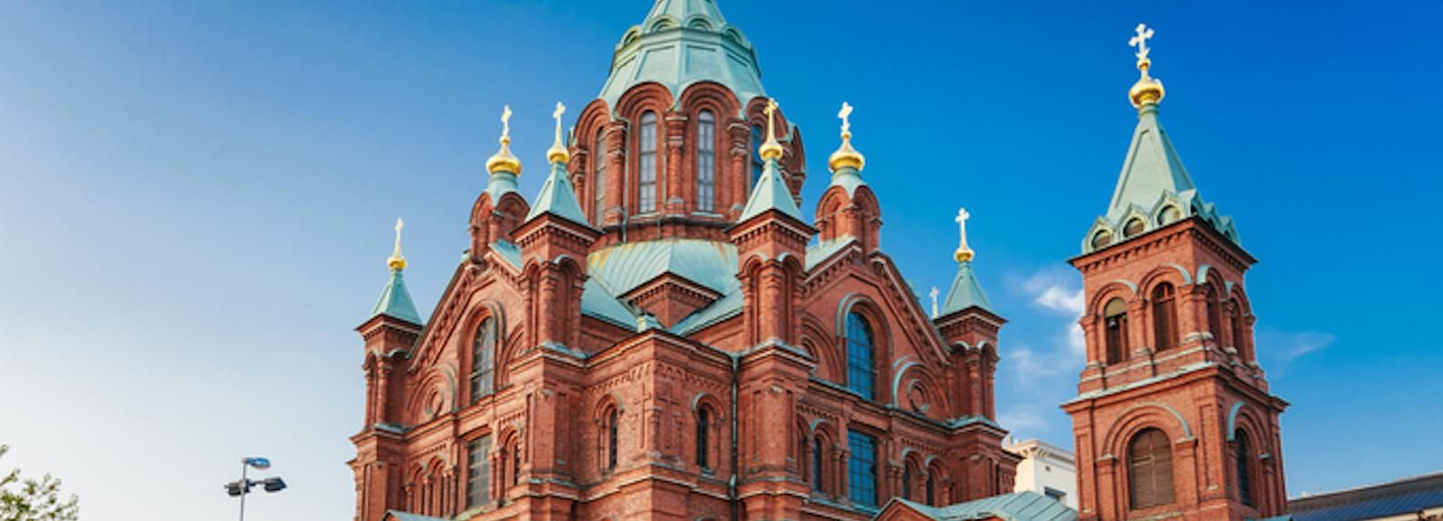 Helsinki: Guided Sightseeing with Free Time