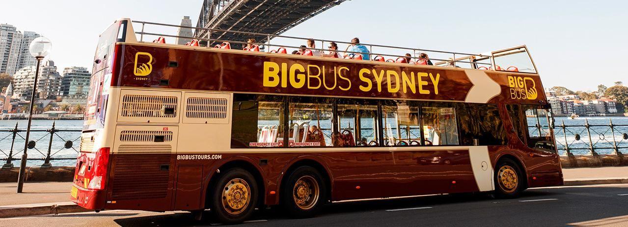 Sydney e Bondi: tour hop-on hop-off in autobus panoramico