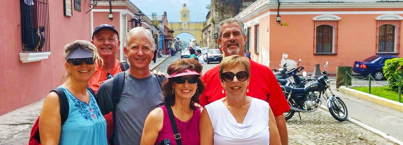 Antigua Guatemala Full–Day Walking Tour from Puerto Quetzal