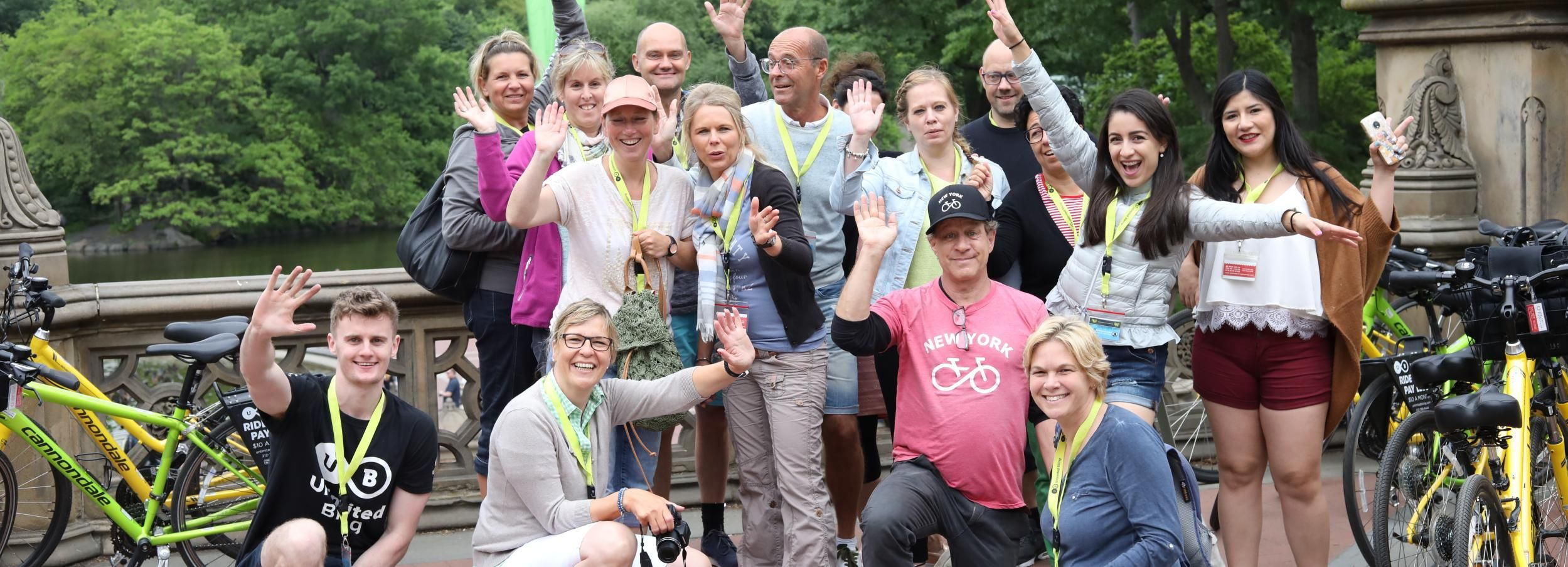 New York: Guided 2-Hour Central Park Bike Tour