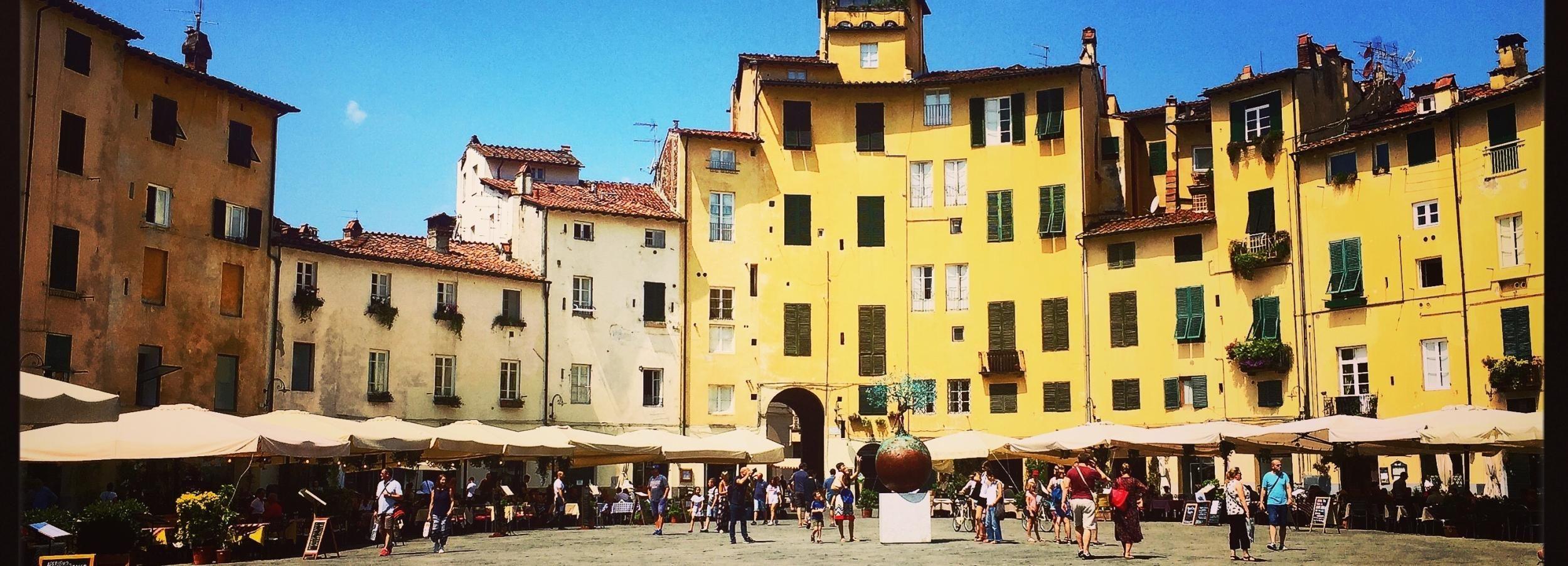 Lucca: 2 uur durende stadswandeling