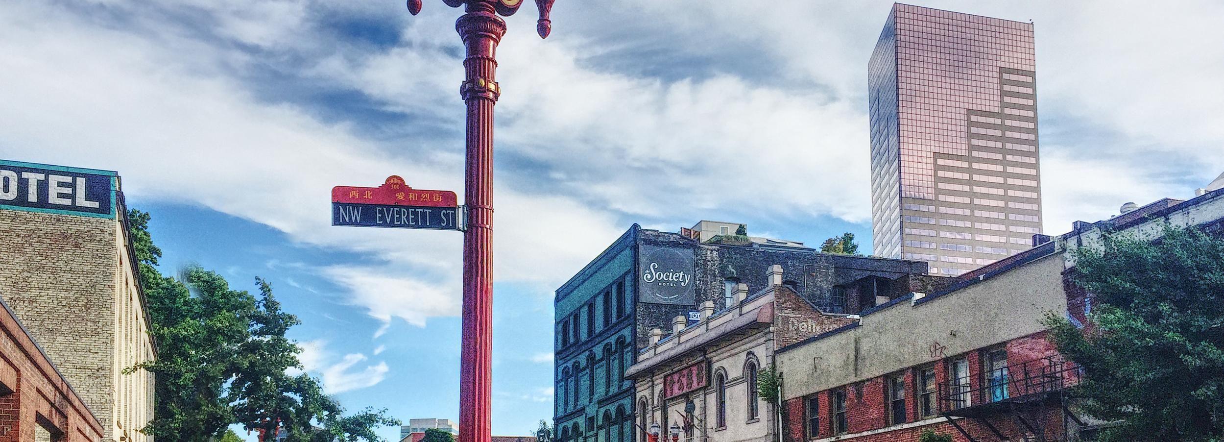 Bike Portland: Bridges, Doughnuts, Parks and Roses