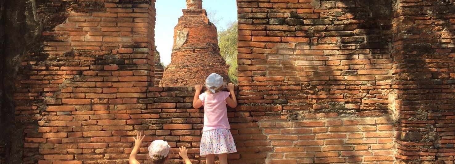 Ab Bangkok: Private Tagestour nach Ayutthaya