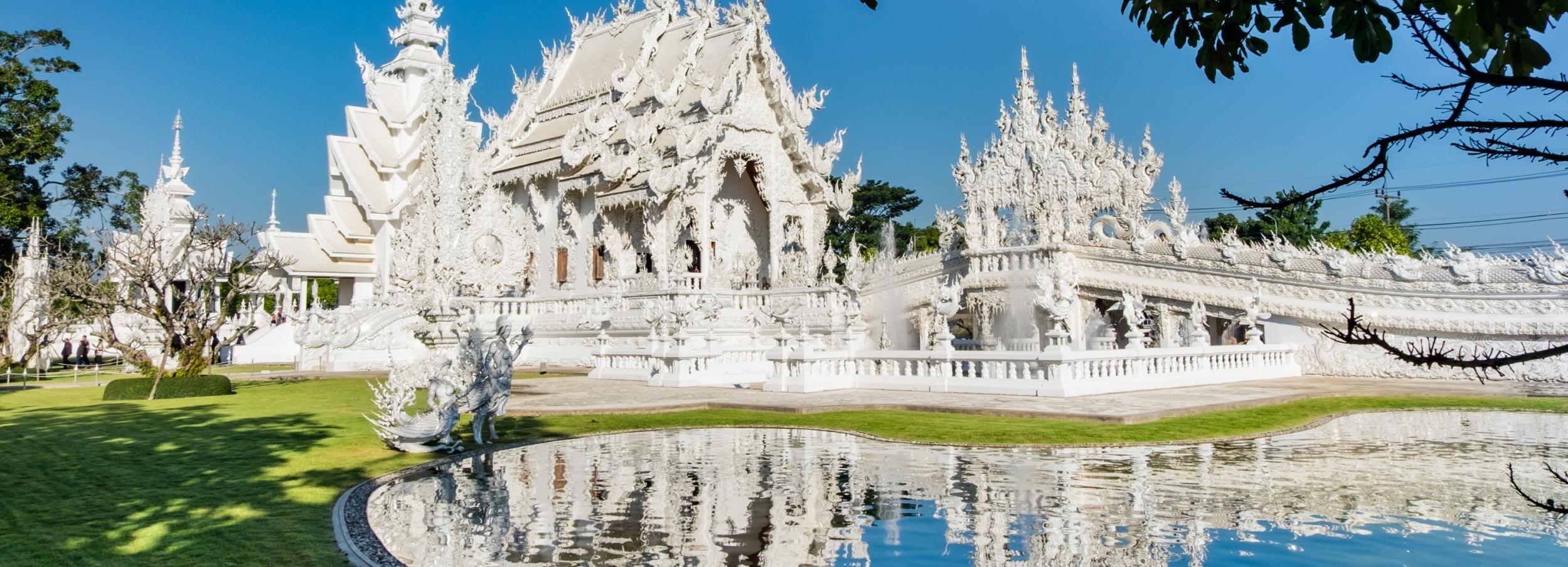 Desde Chiang Mai: templos de Chiang Rai para pequeños grupos