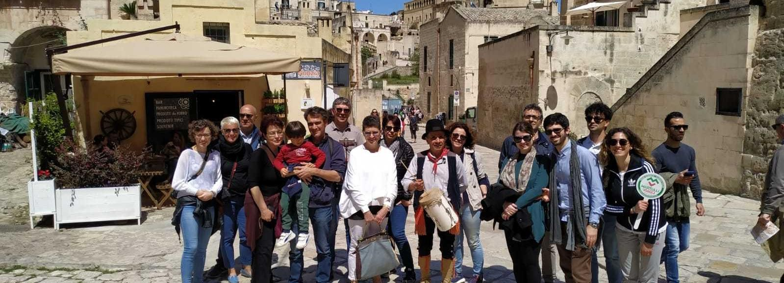Matera: 2-Hour Guided Tour of Sassi