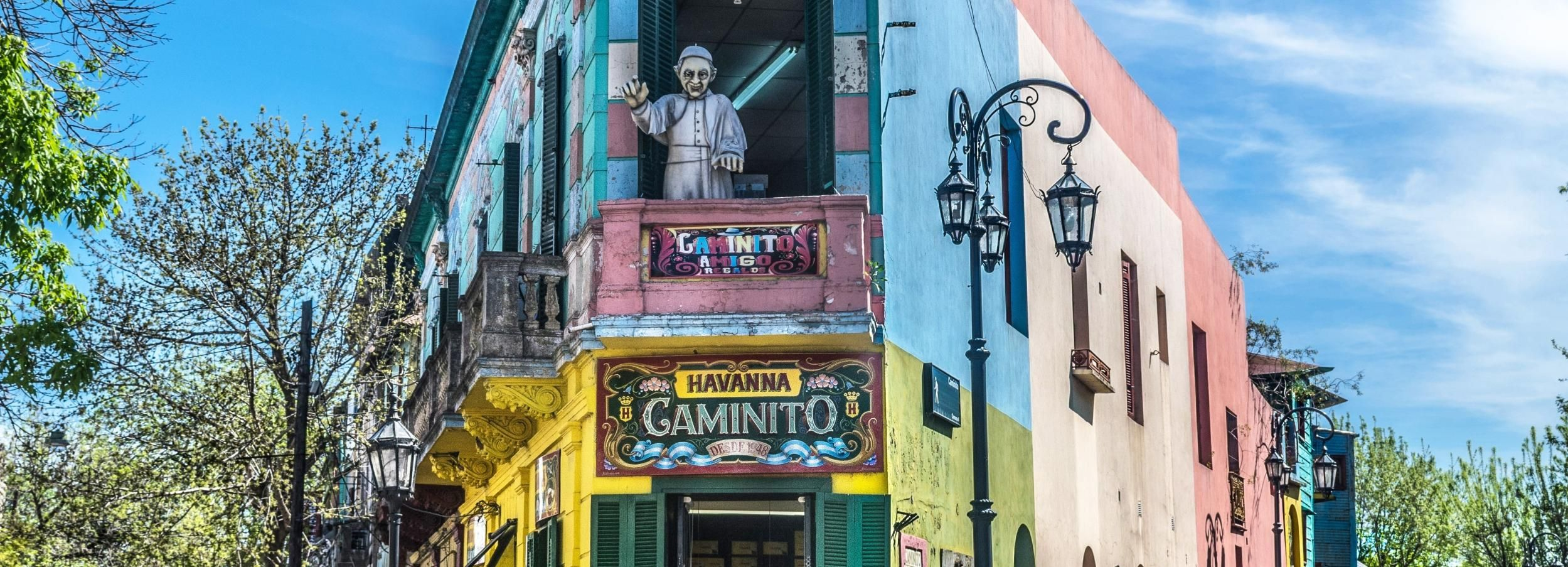 Buenos Aires: La Boca Guided Walking Tour in English