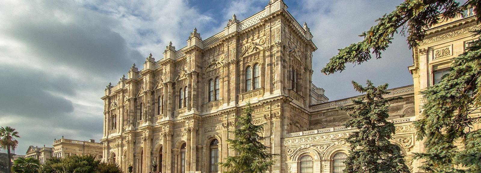 Estambul: entrada y tour guiado al palacio de Dolmabahçe