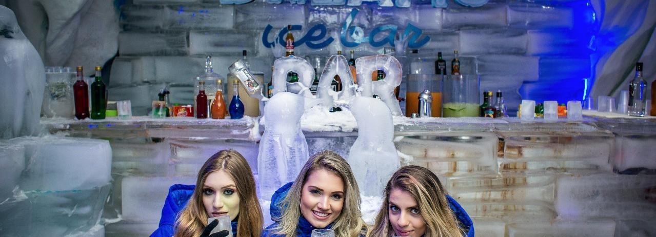 Foz do Iguaçu: Ingressos Dream's Ice Bar e Museu de Cera