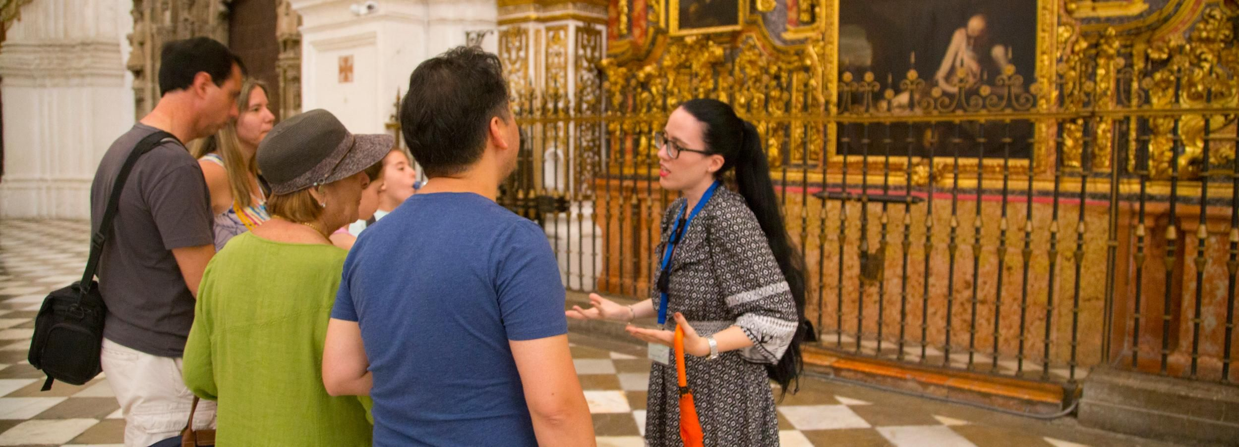 Granada: 3-Hour Cathedral and Royal Chapel Tour