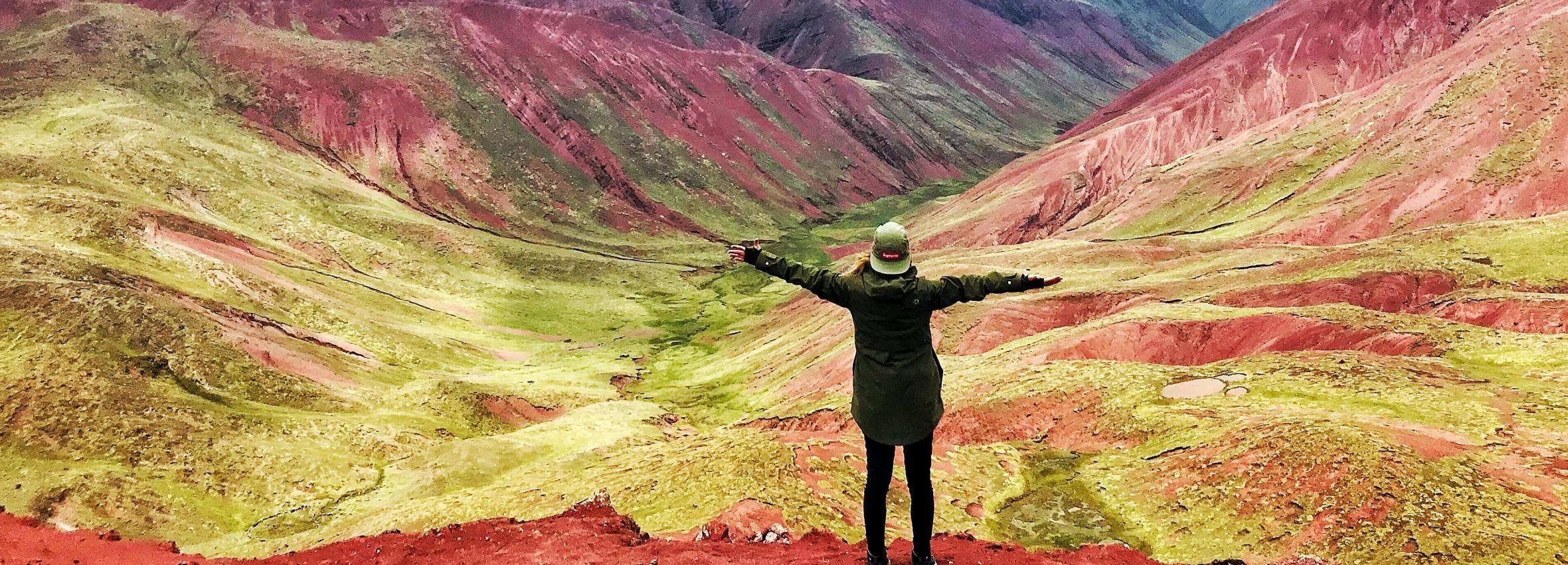 Cusco: Trilha Montanha Vinicunca e Valle Rojo